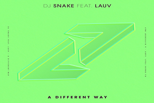 Dj Snake with Lauv - A Different Way