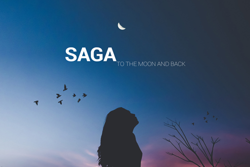 Saga - To The Moon And Back