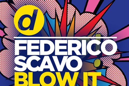 Federico Scavo - Blow It