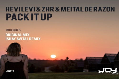 Hevi Levi and ZHR and Meital De Razon - Pack It Up
