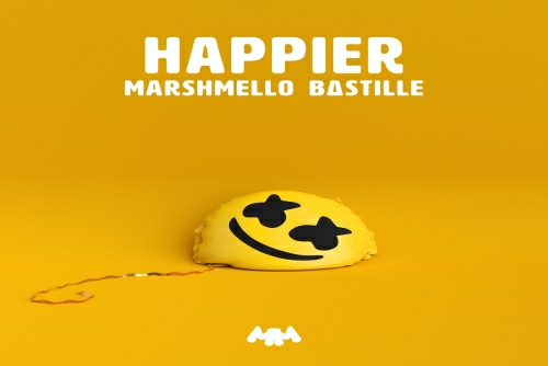 Marshmello with Bastille - Happier