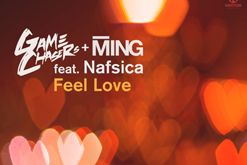 Game Chasers & MING feat. Nafsica - Feel Love