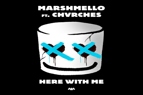 Marshmello with Chvrches - Here With Me
