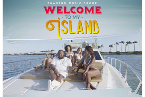 king Doe Boi - Welcome To My Island