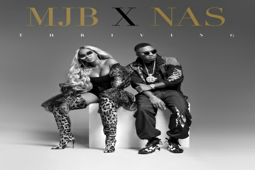 Mary J. Blige with Nas - Thriving