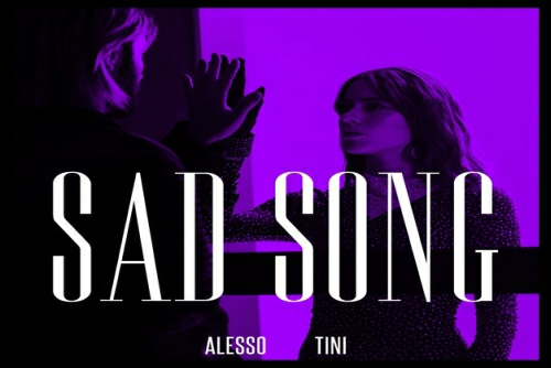 Alesso with TINI - Sad Song