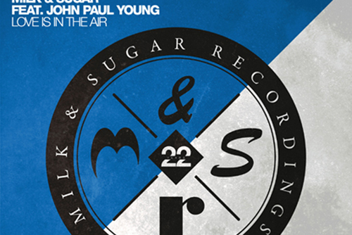 Milk & Sugar ft. John Paul Young - Love Is in the Air