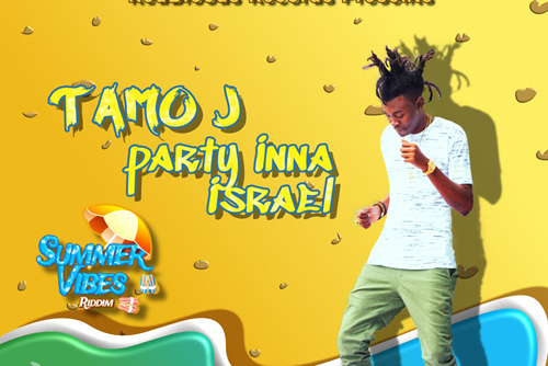 Tamo J - Party Inna Israel