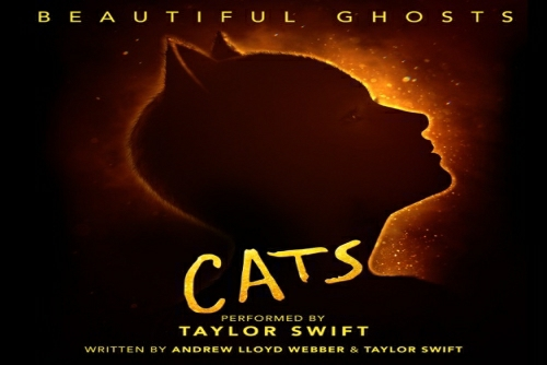 Taylor Swift - Beautiful Ghosts (From The Motion Picture &qout;Cats&qout;)