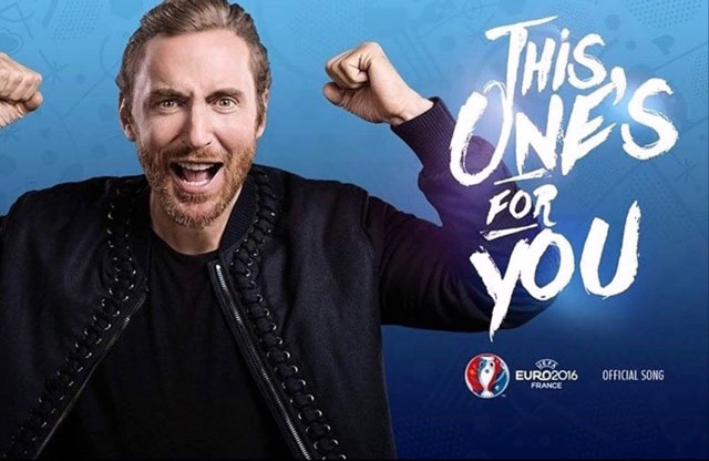 David Guetta - This One's For You feat. Zara Larsson - Official Song UEFA EURO 2016