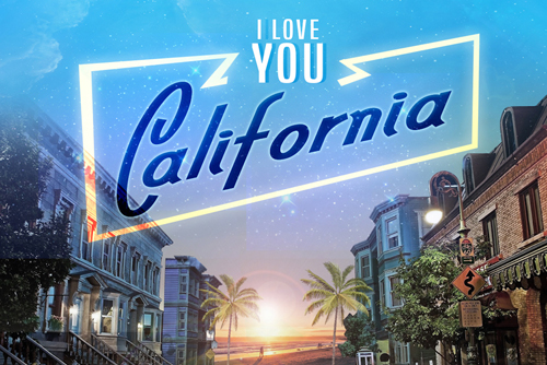 Costi, Drei Ros, Nastasia Griffin, Pack The Arcade, Bel, Kief Brown, Blake Andrew - I Love You California