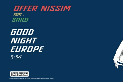Offer Nissim Feat Sailo - Good Night Europe