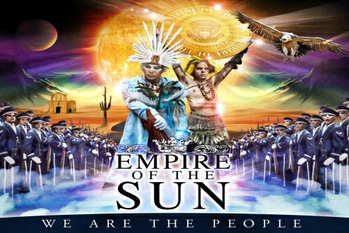 Empire Of The Sun - We Are The People