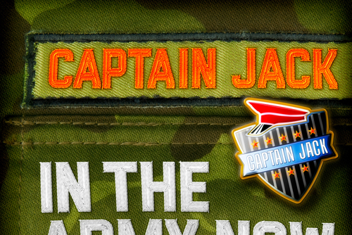 Captain Jack - In The Army Now