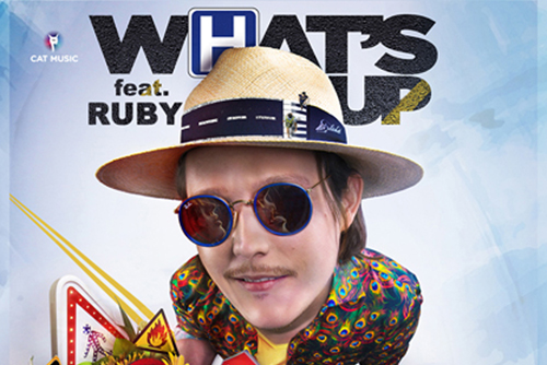 What's UP feat. Ruby - A Ti