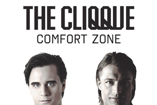 THE CLIQQUE ft. Jordie - Comfort Zone